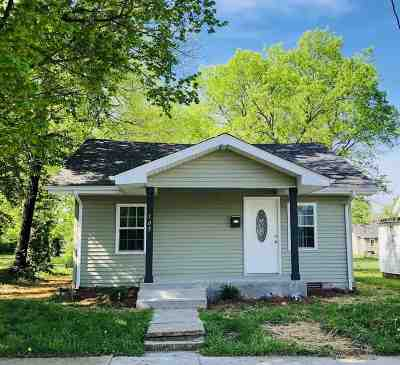 Bowling Green KY Single Family Home For Sale: $119,900