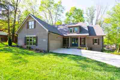 Bowling Green Single Family Home For Sale: 710 Cumberland Ridge Way