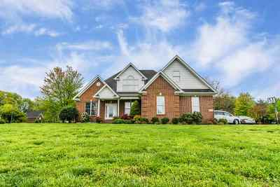 Bowling Green Single Family Home For Sale: 847 Hunters Run Ave