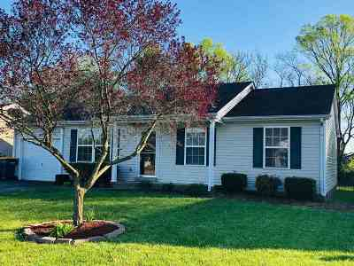 Bowling Green Single Family Home For Sale: 315 Creekwood Ave