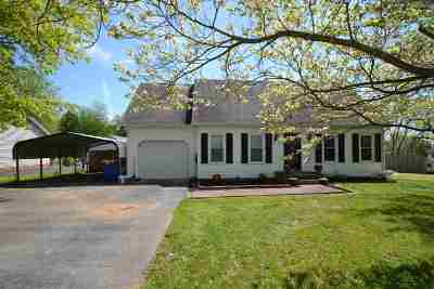 Bowling Green Single Family Home For Sale: 222 Collett View Dr