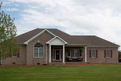 Bowling Green Single Family Home For Sale: 321 Horizon Court