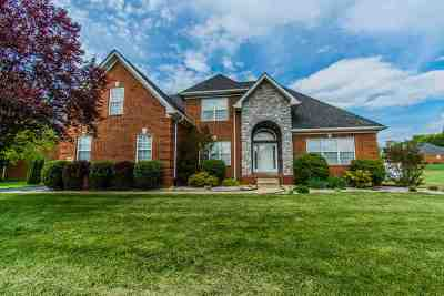 Bowling Green Single Family Home For Sale: 858 Shadowgrass Way