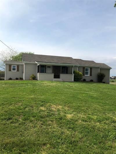 Bowling Green Single Family Home For Sale: 4177 Sunnyside Gott Rd