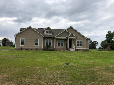 Woodburn Single Family Home For Sale: 209 Clay Starks Rd