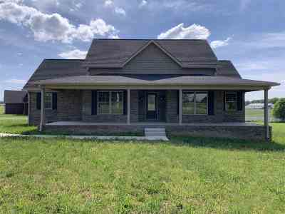 Scottsville Single Family Home For Sale: 65 Guy Brown Rd