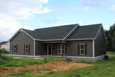 Bowling Green Single Family Home For Sale: Lot 4 Hunts Bend Road