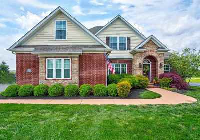 Bowling Green Single Family Home For Sale: 392 Roseberry Circle