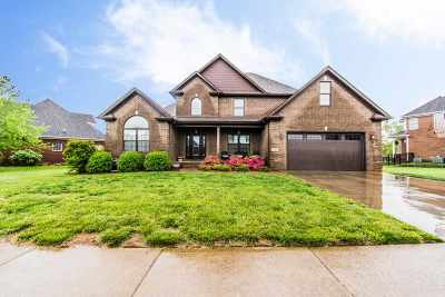 Bowling Green Single Family Home For Sale: 3734 Nugget Drive