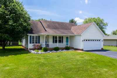 Bowling Green Single Family Home For Sale: 312 Peach Blossom Lane