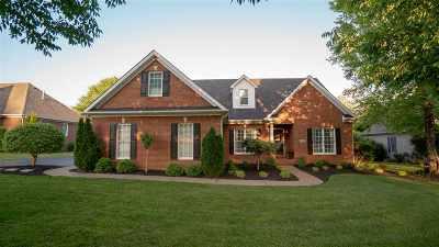 Bowling Green Single Family Home U/C-Take Backups: 2962 Meadow Ridge Ct