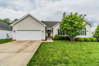 Bowling Green Single Family Home For Sale: 2656 Pointe Court