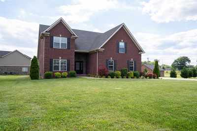 Bowling Green Single Family Home For Sale: 909 Chapman Court