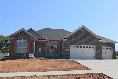 Bowling Green Single Family Home For Sale: 1124 Aristides Drive