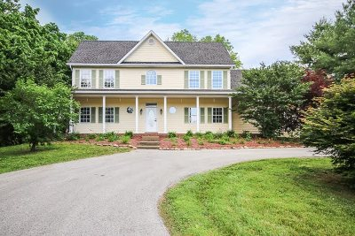 Bowling Green Single Family Home For Sale: 1290 Alvaton Greenhill Road