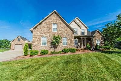 Bowling Green Single Family Home For Sale: 553 Willow Oak Drive