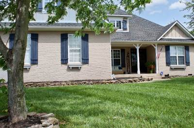 Bowling Green Single Family Home For Sale: 128 Cross Hall Loop