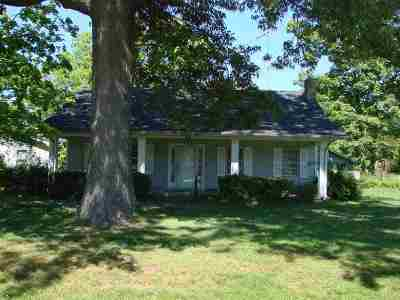 Smiths Grove Single Family Home For Sale: 2700 Chalybeate Rd