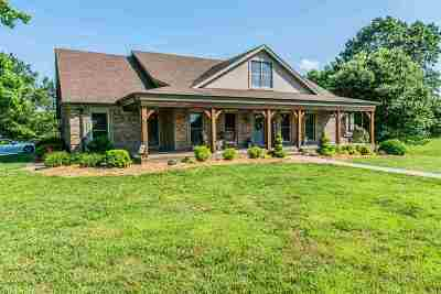 Bowling Green Single Family Home For Sale: 2355 Claypool Alvaton Road