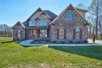 Alvaton Single Family Home For Sale: 327 Nash Stone Court