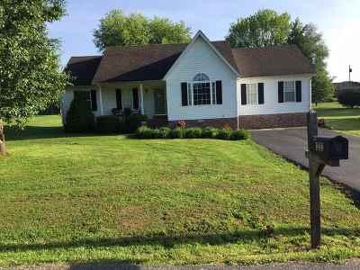 Smiths Grove Single Family Home U/C-Call Agent: 333 Harris Ave