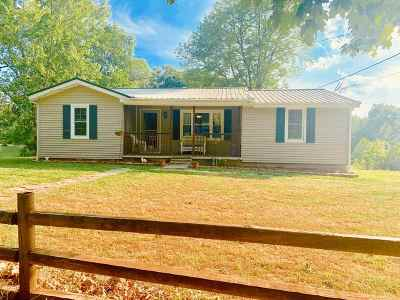 Single Family Home Under Contract: 2843 Kyrock Rd
