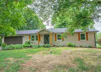Bowling Green Single Family Home For Sale: 238 Cumberland Circle