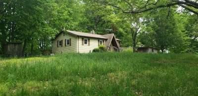 Morgantown Single Family Home For Sale: 191 Dan Johnson Cemetery Rd