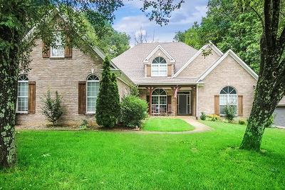 Alvaton Single Family Home For Sale: 10124 Woodburn Allen Springs Road