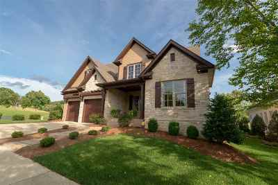 Bowling Green Single Family Home For Sale: 629 Linkside Lane