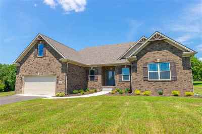 Bowling Green Single Family Home For Sale: 247 Clay Starks Road