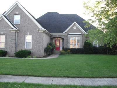 Bowling Green Single Family Home For Sale: 2735 Ashgate Drive