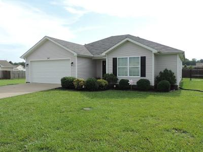 Bowling Green Single Family Home For Sale: 341 Fairbanks