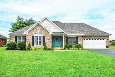 Bowling Green KY Single Family Home For Sale: $284,500