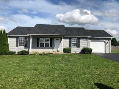 Bowling Green KY Single Family Home For Sale: $149,900