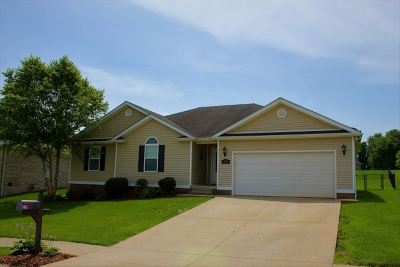 Bowling Green KY Single Family Home For Sale: $212,000