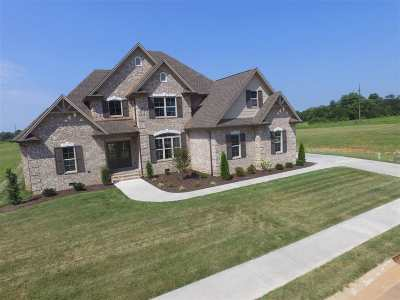 Bowling Green Single Family Home For Sale: 3178 Gable Ridge Lane
