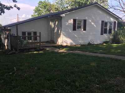 Brownsville Single Family Home For Sale: 448 P. Lindsey Rd