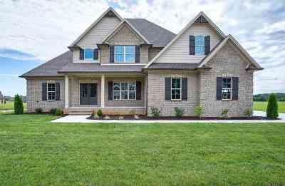 Bowling Green Single Family Home For Sale: 3166 Gable Ridge Lane