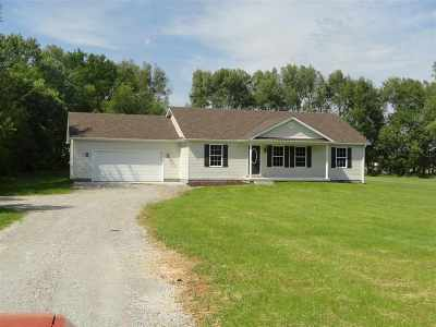 Smiths Grove Single Family Home For Sale: 6922 Glasgow Road