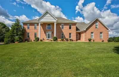 Alvaton Single Family Home For Sale: 4671 Old Scottsville Rd