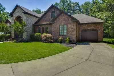 Alvaton Single Family Home For Sale: 410 Cooper Dearing Rd