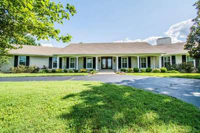 Bowling Green Single Family Home For Sale: 1117 Cave Mill Road