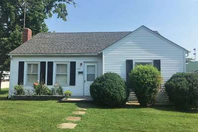 Franklin Single Family Home For Sale: 513 E Madison Street