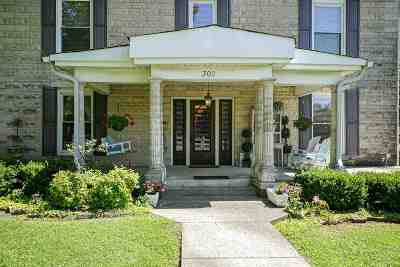 Franklin KY Single Family Home For Sale: $359,900