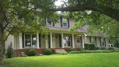 Franklin KY Single Family Home For Sale: $264,900