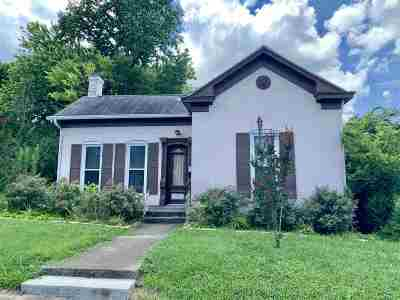 Bowling Green Single Family Home For Sale: 713 E 11th Avenue