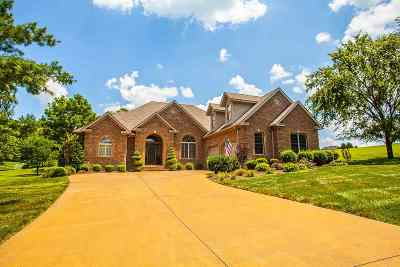 Alvaton Single Family Home For Sale: 130 The Trace Drive