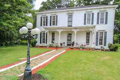Smiths Grove Single Family Home For Sale: 567 Rocky Hill Rd