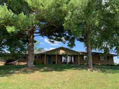 Alvaton Single Family Home For Sale: 3085 Claypool Boyce Rd